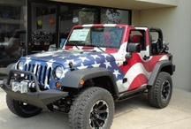 It's a Jeep thing. You wouldn't understand.