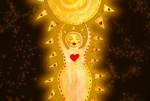 Fête païenne Litha solstice d'été