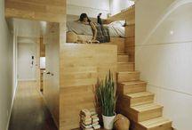 Alternating Stairs