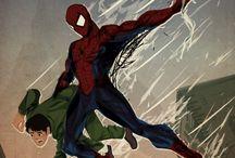 SUPER-hero / by Matthew Szantyr