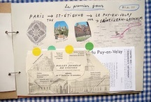 travel journals  / by Chantal Ernens-Maes