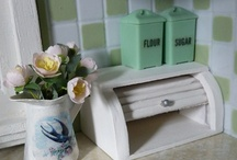 Dollhouse Kitchen Tutorials