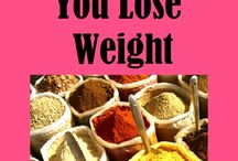 Weight loss / by Sheena Harstick