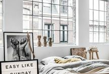 Bedroom / How to decorate The Bedroom