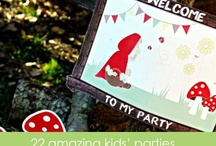 Birthday Party Inspiration / by Tamara Ryder