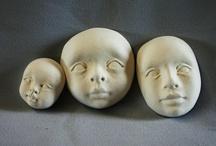 paperclay masks