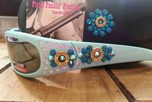 Bullets N Bling Marilyn 3 Sunglasses / by Pistol Packin' Pretties