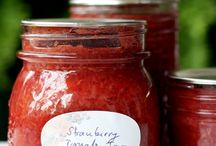 Jams - Canning homemade jams / How to make and safely can delicious  homemade jams that you can make with or without sugar