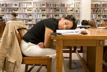 Sleeping Students