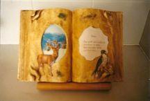 creatief met oude boeken