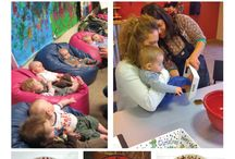 Handprint/Footprint Pottery  / Keepsakes, gifts for parents and grandparents, etc. Schedule an appointment today by calling 970-926-2732 or visiting the link below! http://www.alpineartscenter.org/classes-workshops-drop-ins/drop-in