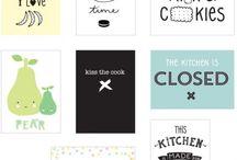 Prints & Poster für's Kinderzimmer |prints for kid's room / Schöne Prints und Poster für Baby- und Kinderzimmer. Damit wird die Kinderzimmer-Deko komplett. <3