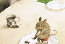 Le fiabe / Illustrazioni di favole per bambini e adulti che ancora sognano....