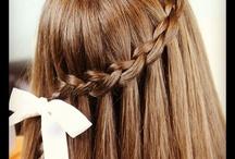 Hårtips /Oppsatt hår