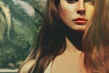 Lana Del Rey / by Alyssa Salazar