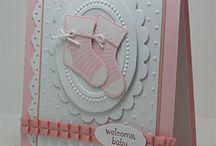 Babykort / Kreativekort