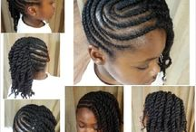hair styles for adults and kids