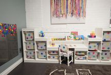 Playroom / by Andrea Truelson