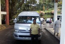 Sri Lanka Private Driver. / Dayan Chinthka works as private driver in Sri Lanka. Here you can find some of hid vehicles used for traveling.