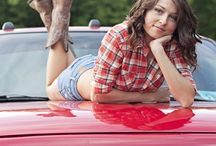 country boudoir shoot / by April Axtell