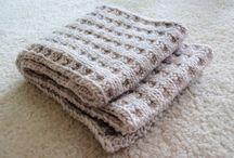 knitting for men scarves