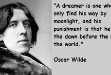 Oscar Wilde and Wise