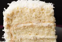 Recipes: Cakes and Frosting