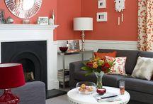 Basement Family room / by Christina E