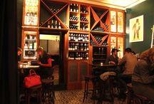 Bars à vins / La sélection Time Out des meilleurs bars à vins de la capitale. Le cœur a ses raisins, que la raison ne connait pas...
