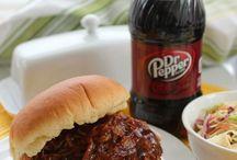 Dr Pepper Pork