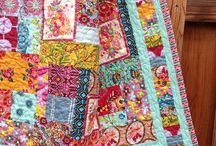 q u i l t s / Quilts and quilt patterns