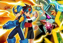 Megaman Battle Network / Please Follow   ^_^