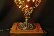 Gossamer / To create new light in a dark space