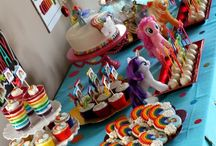 birthday party ideas - my little pony