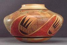poterie / poteries Hopis