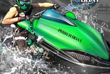 Extreme Power Boat Racers Mod Apk 1.4 Mod Money