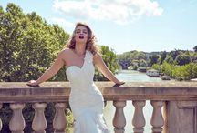 2017 AdoraSposa Roma Collection / wedding dresses