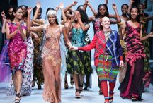 A Celebration of Spring / Summer 2015 - Mercedes-Benz Fashion Week SA / As we gear up for Mercedes-Benz Spring / Summer 2016 Fashion week in Joburg, The MODE Africa takes a look back at some of our favourite collections from 2015