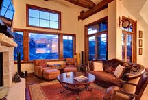 Silver Strike Lodge Ski Condo- Deer Valley / Looking for slope side ski condo for your family vacation this winter? Silver Strike Lodge is the perfect option! This four-bedroom luxury condo sits directly on the slopes of Deer Valley Resort's perfectly groomed runs in Empire Pass. The recently constructed Silver Strike Lodge offers ski equipment storage lockers, an oversized outdoor hot tub, fitness facility and s'more worthy fire pit with lounge seating. Learn more about renting this home here: http://bit.ly/silverstrikelodge