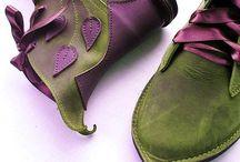 Botas zapatos