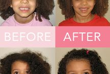 Natural hair / How to care, groom and style natural hair