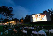Cinema al Lago - Lugano / Cinema al lago Lugano, nella suggestiva ambientazione del Lido di Lugano, propone da mercoledì 19 giugno a giovedì 25 luglio 2013, i grandi film dell'anno.