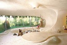 Architecture Organique / Architectes inspirants, formes nourrissantes