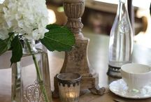 Tablescapes / by Sorrenta