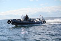 Sealegs / My job- NZ Sales Manage at Sealegs Amphibious Craft