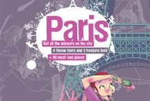 Travelling Kids Paris / The first travel guide for children!