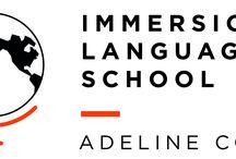 Immersion Language School / Activités de Immersion Language School Adeline Coché Séjours linguistiques cours de langues Chinois Français Anglais Allemand