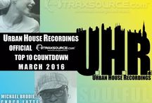 URBAN HOUSE RECORDINGS