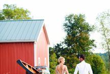 Ohio Farm Wedding