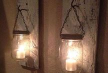 candelabro colgantes